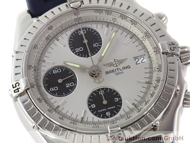 Used luxury watch Breitling Chronomat steel automatic Kal. ETA 7750 Ref. A13048  | 140340 02