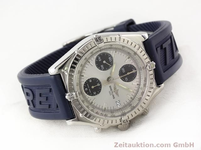 Used luxury watch Breitling Chronomat steel automatic Kal. ETA 7750 Ref. A13048  | 140340 03