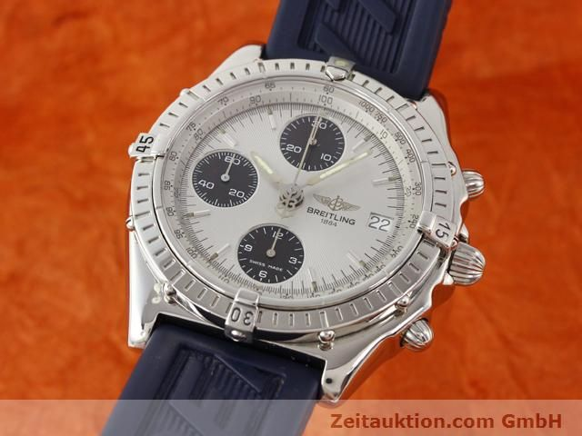 Used luxury watch Breitling Chronomat steel automatic Kal. ETA 7750 Ref. A13048  | 140340 04