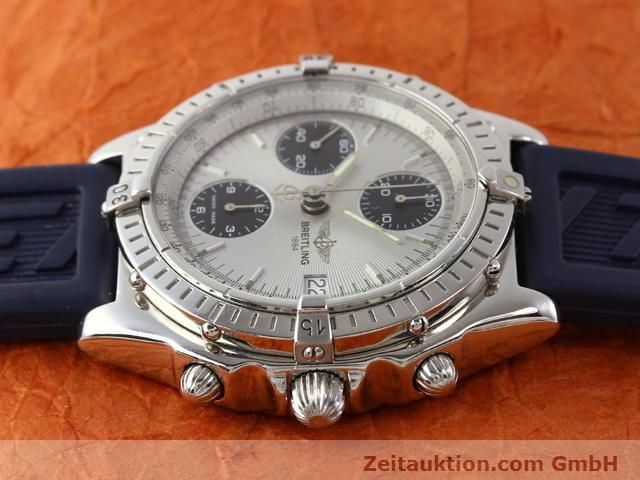 Used luxury watch Breitling Chronomat steel automatic Kal. ETA 7750 Ref. A13048  | 140340 05