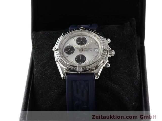 Used luxury watch Breitling Chronomat steel automatic Kal. ETA 7750 Ref. A13048  | 140340 07