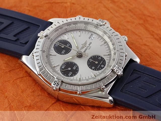 Used luxury watch Breitling Chronomat steel automatic Kal. ETA 7750 Ref. A13048  | 140340 14