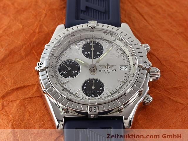 Used luxury watch Breitling Chronomat steel automatic Kal. ETA 7750 Ref. A13048  | 140340 15