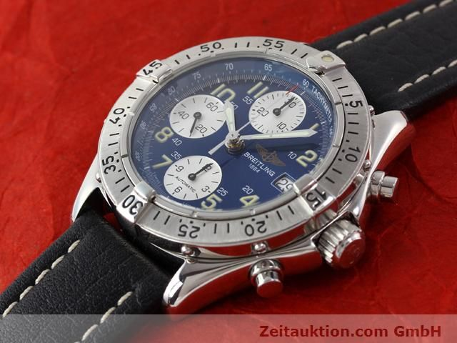 Used luxury watch Breitling Colt steel automatic Kal. ETA 7750 Ref. A130351  | 140342 01