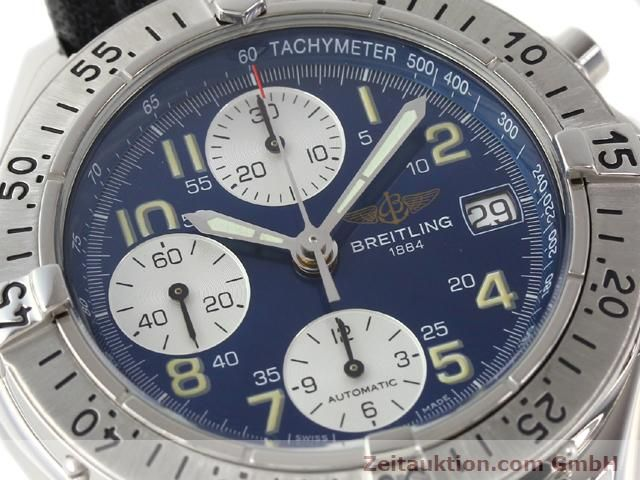 Used luxury watch Breitling Colt steel automatic Kal. ETA 7750 Ref. A130351  | 140342 02