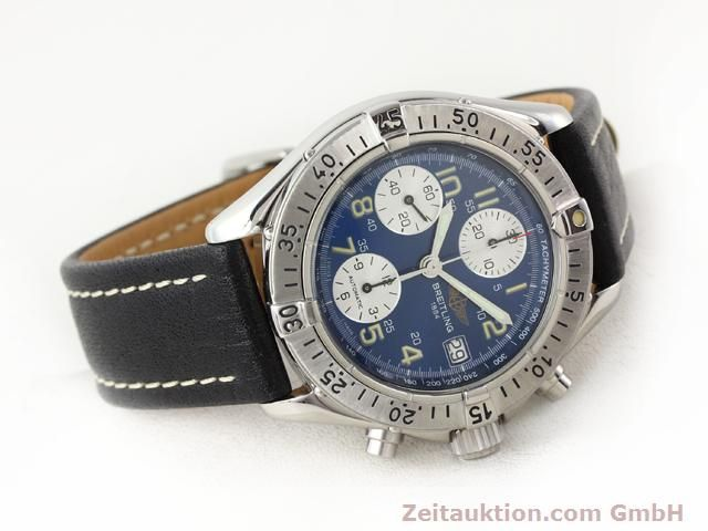Used luxury watch Breitling Colt steel automatic Kal. ETA 7750 Ref. A130351  | 140342 03