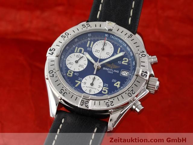 Used luxury watch Breitling Colt steel automatic Kal. ETA 7750 Ref. A130351  | 140342 04