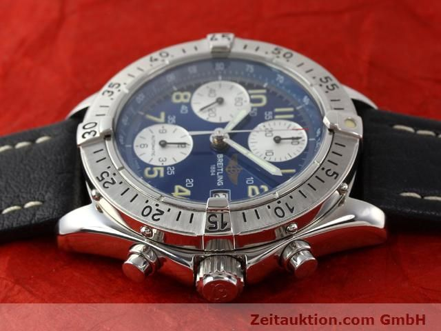 Used luxury watch Breitling Colt steel automatic Kal. ETA 7750 Ref. A130351  | 140342 05