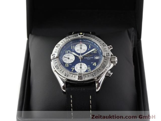 Used luxury watch Breitling Colt steel automatic Kal. ETA 7750 Ref. A130351  | 140342 07