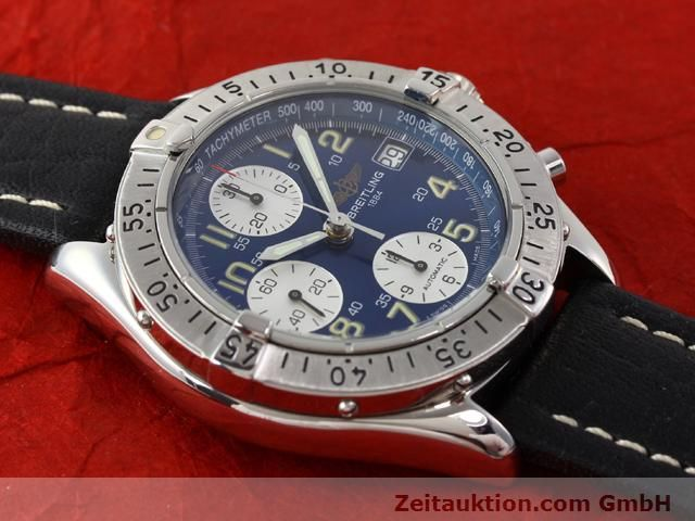 Used luxury watch Breitling Colt steel automatic Kal. ETA 7750 Ref. A130351  | 140342 14