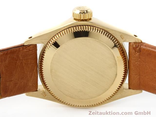 Used luxury watch Rolex Oyster Perpetual 18 ct gold automatic Kal. 2030 Ref. 6718  | 140345 08