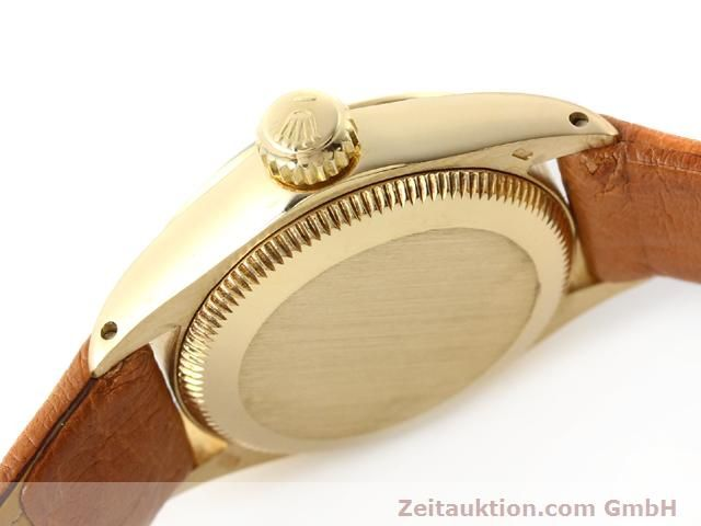 Used luxury watch Rolex Oyster Perpetual 18 ct gold automatic Kal. 2030 Ref. 6718  | 140345 11
