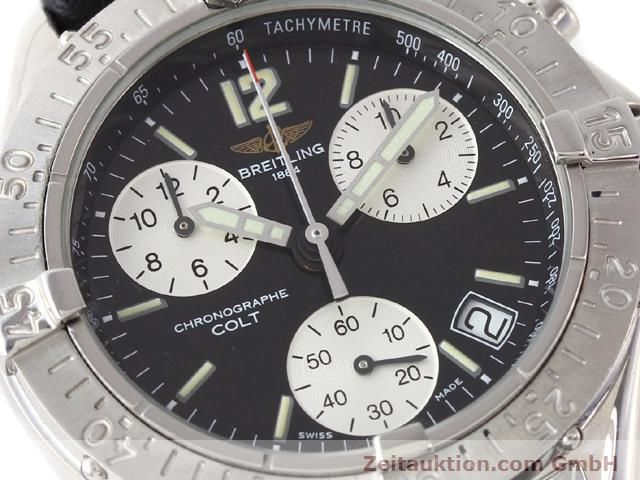 Used luxury watch Breitling Colt steel quartz Kal. ETA 251262 Ref. A53035  | 140347 02