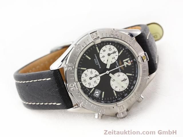 Used luxury watch Breitling Colt steel quartz Kal. ETA 251262 Ref. A53035  | 140347 03