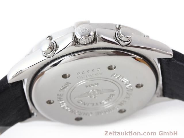 Used luxury watch Breitling Colt steel quartz Kal. ETA 251262 Ref. A53035  | 140347 08