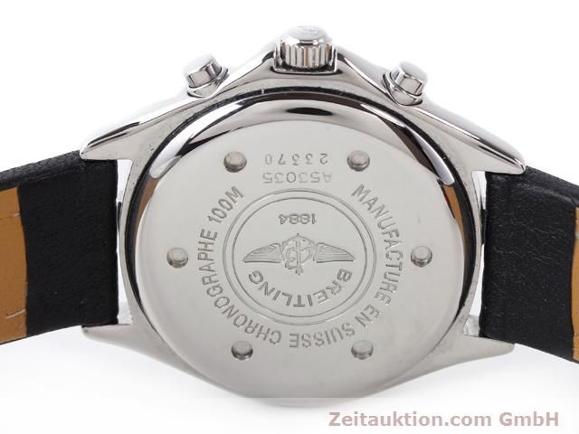 Used luxury watch Breitling Colt steel quartz Kal. ETA 251262 Ref. A53035  | 140347 09