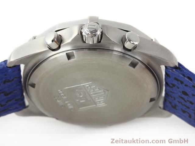 Used luxury watch Tag Heuer Professional steel quartz Kal. ETA 251262 Ref. CN1111  | 140350 08