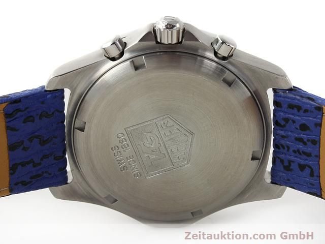 Used luxury watch Tag Heuer Professional steel quartz Kal. ETA 251262 Ref. CN1111  | 140350 09