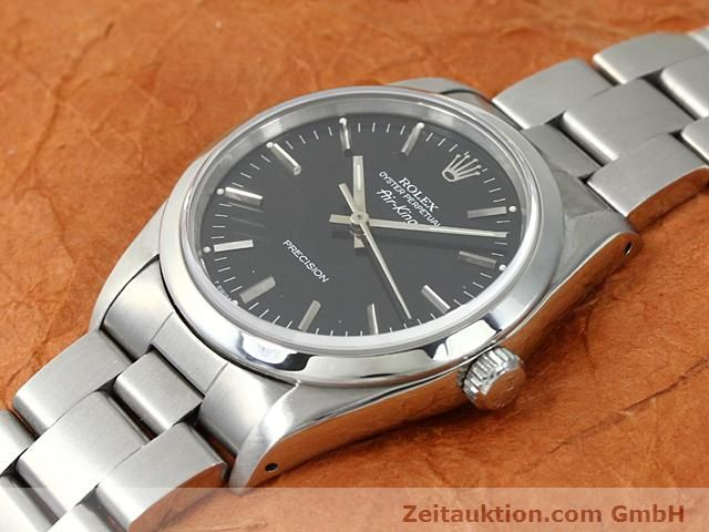 Used luxury watch Rolex Precision steel automatic Kal. 3000 Ref. 14000  | 140351 01