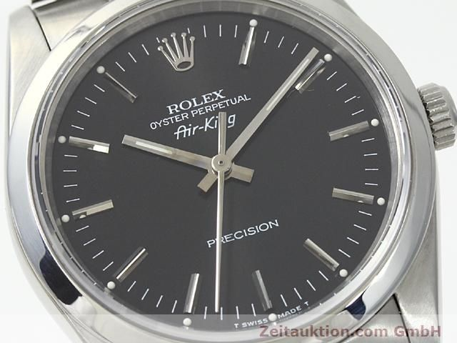 Used luxury watch Rolex Precision steel automatic Kal. 3000 Ref. 14000  | 140351 02