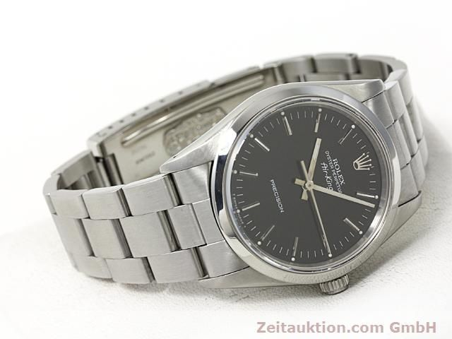 Used luxury watch Rolex Precision steel automatic Kal. 3000 Ref. 14000  | 140351 03