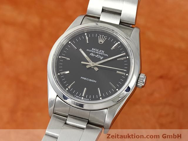 Used luxury watch Rolex Precision steel automatic Kal. 3000 Ref. 14000  | 140351 04