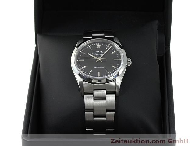 Used luxury watch Rolex Precision steel automatic Kal. 3000 Ref. 14000  | 140351 07