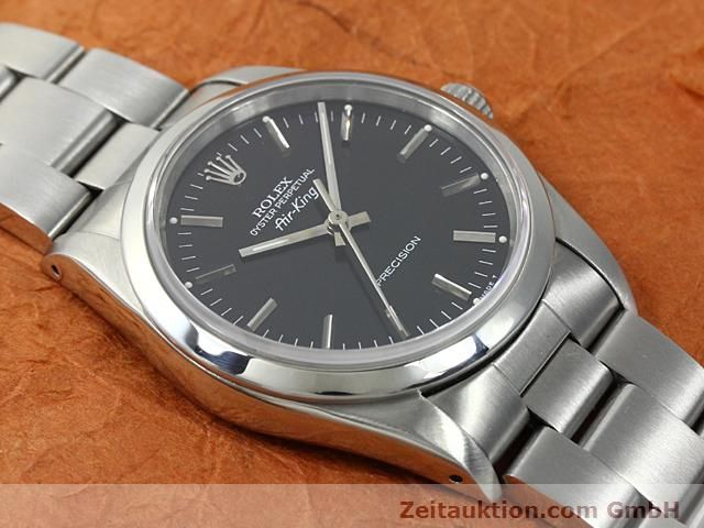 Used luxury watch Rolex Precision steel automatic Kal. 3000 Ref. 14000  | 140351 14