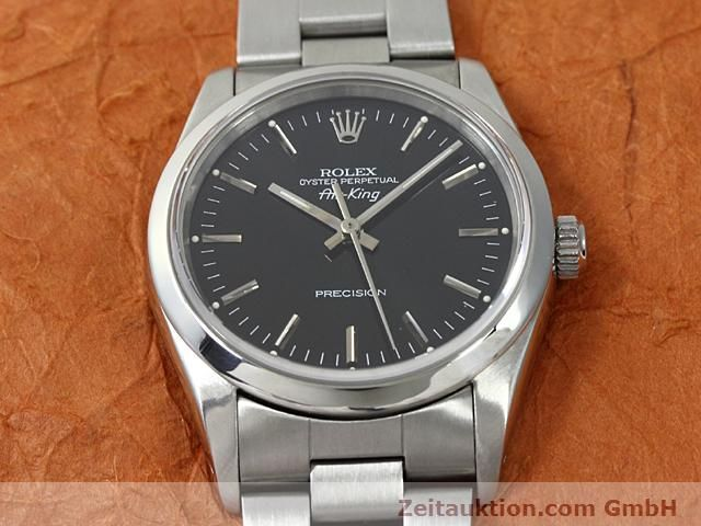 Used luxury watch Rolex Precision steel automatic Kal. 3000 Ref. 14000  | 140351 15