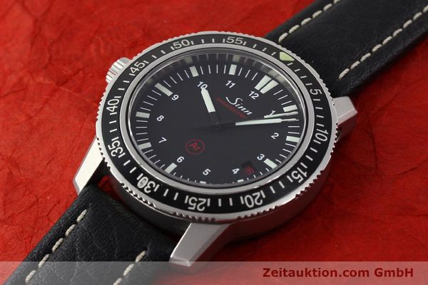 Used luxury watch Sinn EZM3 steel automatic Ref. 603.1491  | 140355 01