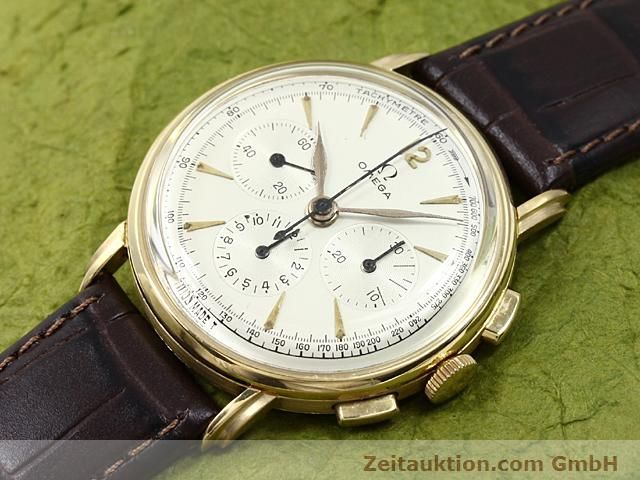 Used luxury watch Omega * 18 ct gold manual winding  | 140357 01