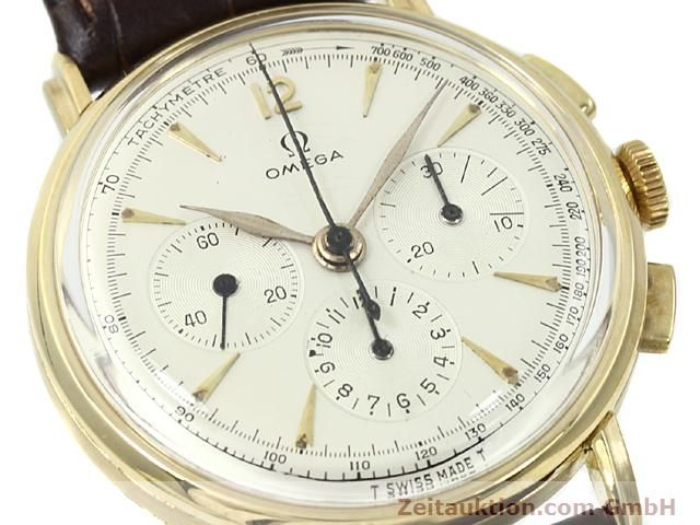 Used luxury watch Omega * 18 ct gold manual winding  | 140357 02