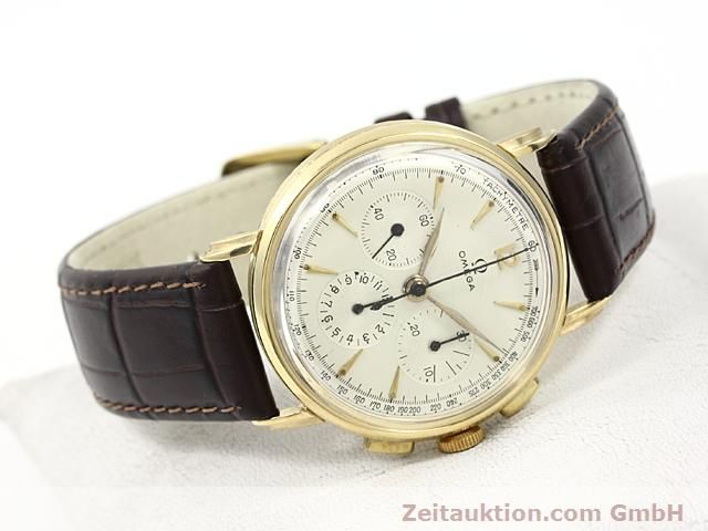 Used luxury watch Omega * 18 ct gold manual winding  | 140357 03