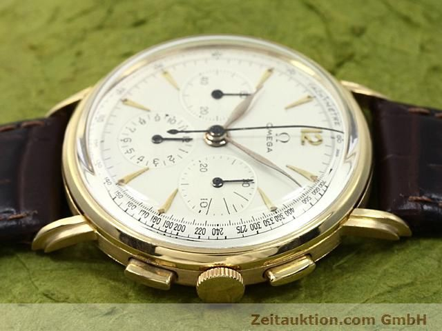 Used luxury watch Omega * 18 ct gold manual winding  | 140357 05