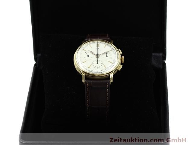 Used luxury watch Omega * 18 ct gold manual winding  | 140357 07