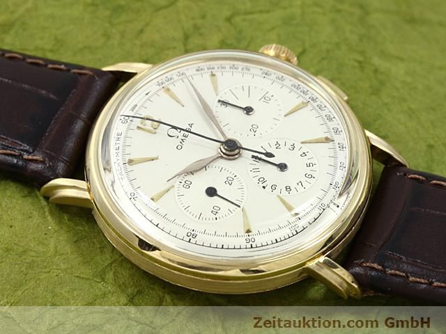 Used luxury watch Omega * 18 ct gold manual winding  | 140357 12