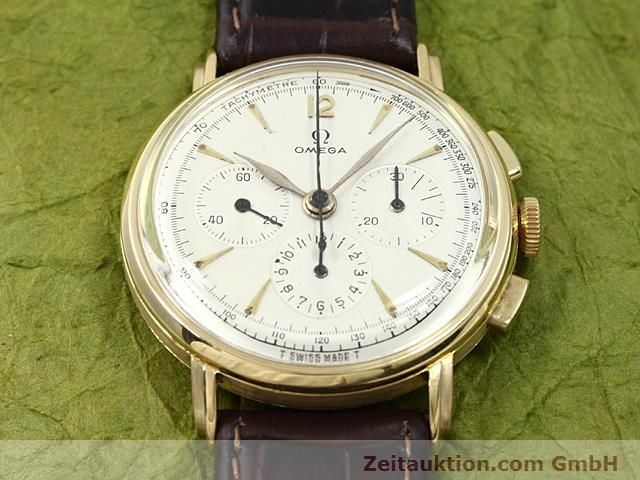 Used luxury watch Omega * 18 ct gold manual winding  | 140357 13