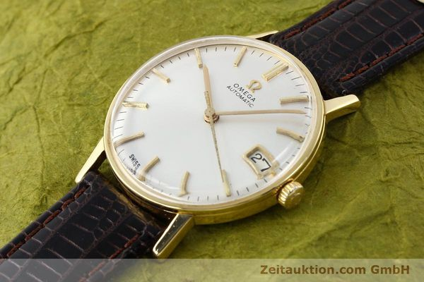 Used luxury watch Omega * 18 ct gold automatic Kal. 562 Ref. 162002  | 140361 01