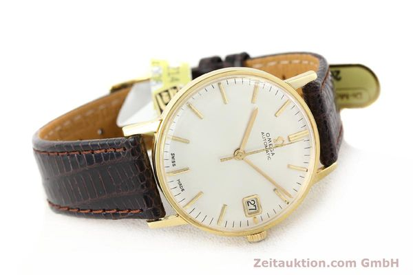 Used luxury watch Omega * 18 ct gold automatic Kal. 562 Ref. 162002  | 140361 03