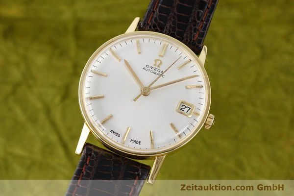 Used luxury watch Omega * 18 ct gold automatic Kal. 562 Ref. 162002  | 140361 04