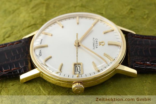 Used luxury watch Omega * 18 ct gold automatic Kal. 562 Ref. 162002  | 140361 05