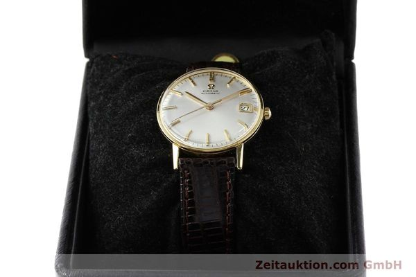 Used luxury watch Omega * 18 ct gold automatic Kal. 562 Ref. 162002  | 140361 07