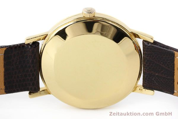 Used luxury watch Omega * 18 ct gold automatic Kal. 562 Ref. 162002  | 140361 08