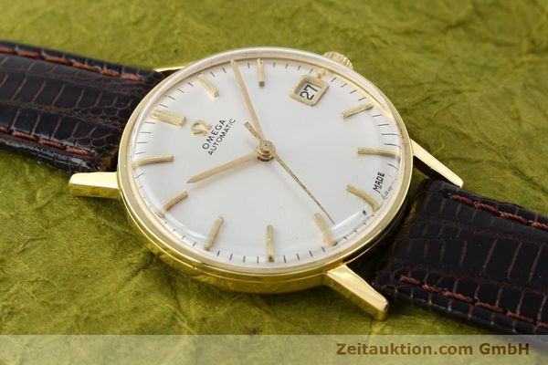 Used luxury watch Omega * 18 ct gold automatic Kal. 562 Ref. 162002  | 140361 14