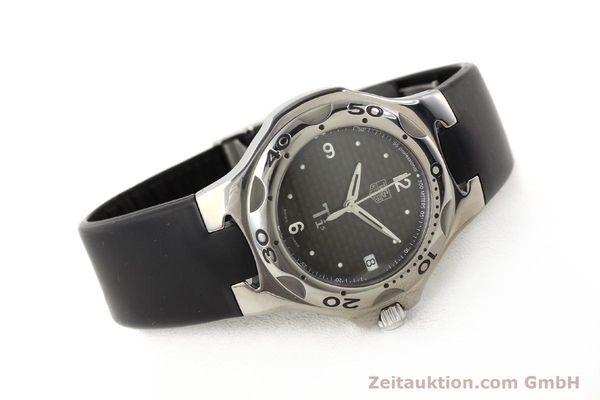 Used luxury watch Tag Heuer Kirium titanium quartz Ref. WL1180  | 140365 03