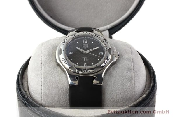 Used luxury watch Tag Heuer Kirium titanium quartz Ref. WL1180  | 140365 07