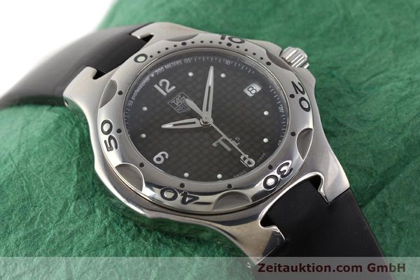 Used luxury watch Tag Heuer Kirium titanium quartz Ref. WL1180  | 140365 15