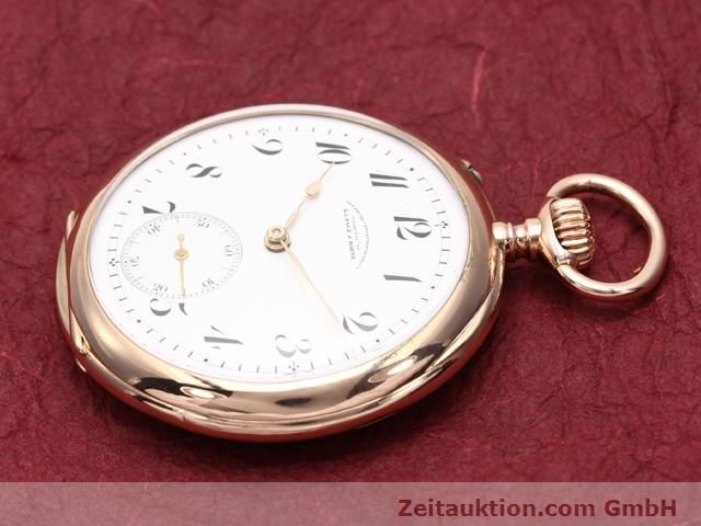 Used luxury watch A. Lange & Söhne ALS Taschenuhr 14 ct red gold manual winding  | 140370 03