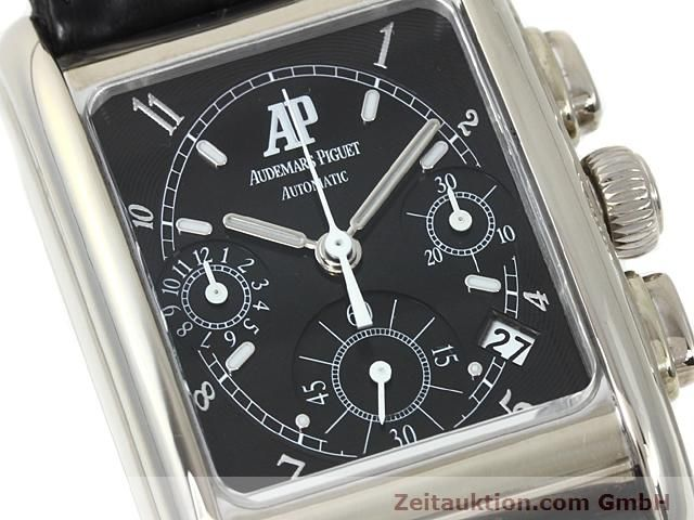 Used luxury watch Audemars Piguet * 18 ct white gold automatic Kal. 2385 Ref. E-53609  | 140371 02