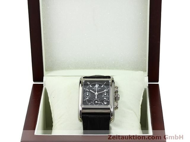 Used luxury watch Audemars Piguet * 18 ct white gold automatic Kal. 2385 Ref. E-53609  | 140371 07